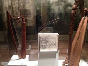 Harps, Music Museum, Bologna, Photo: Jason McKell