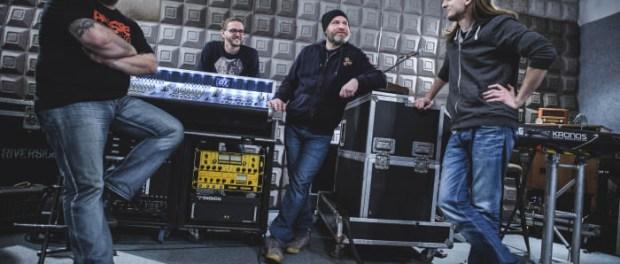 Polish progressive rockers Riverside