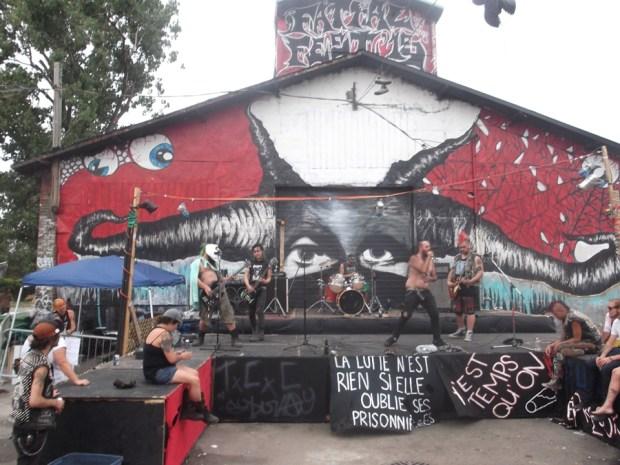 Fattal Fest. ShitTax. Photo Christ Aitkens