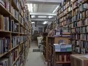 Shelves of Books. Encore Books. Jessica Blair.