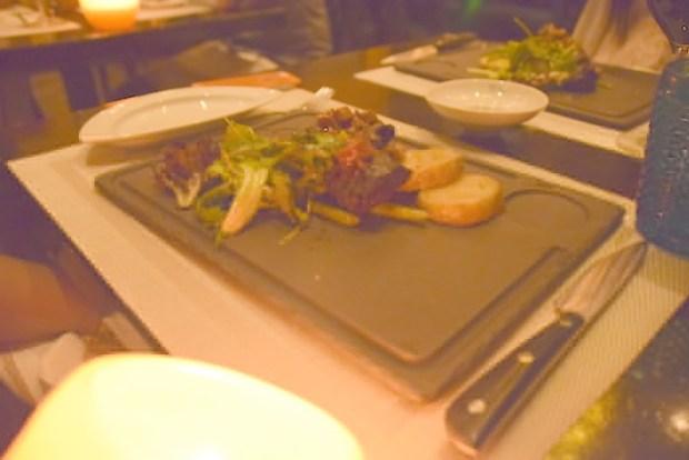 Steak. Helena. Montréal à Table. Photo Nicole Yeba.