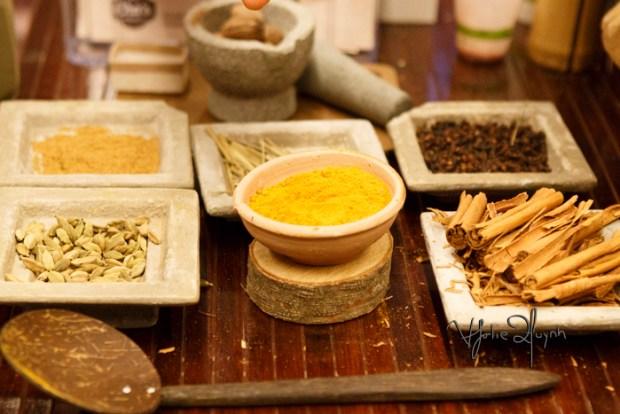 Cha's Organics. Spices. Expo Santé et Manger. Photo Lily Huynh