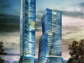 Artist's impression of what the Icône will look like. Credit: Icône Condominiums.