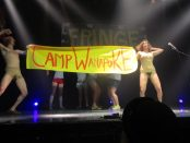 Camp Wapanoke. Montreal Fringe for All. Photo Rachel Levine