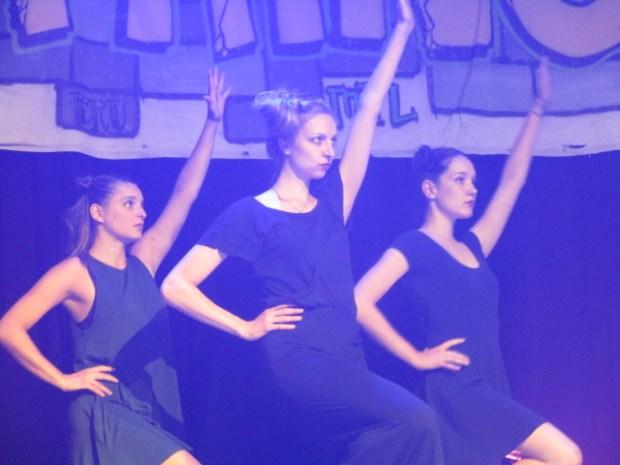 Akita. Fringe For All. Photo Rachel Levine