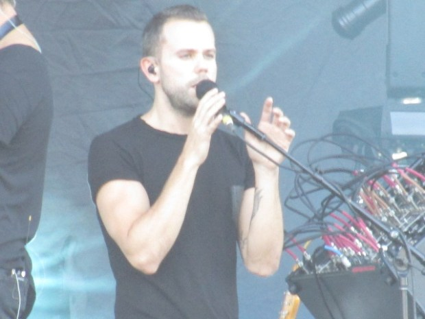 M83. Osheaga. Photo Rachel Levine