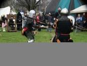 Medieval Fair. Salon Passion de Medieval. Photo Marlene Wilson. May 2017.