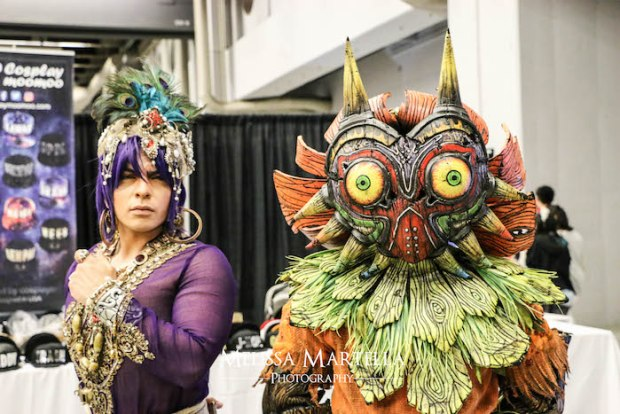 Cosplayers. Otakuthon 2017. Photo Melissa Martella.
