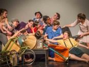 Festival Quartiers Danses. Sébastien Provenche. Photo Charles Oliver Bouque