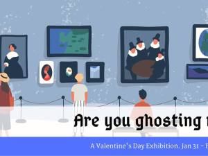 Are You Ghosting Me? Zeynep Kecelioglu.