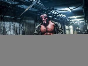 Hellboy.