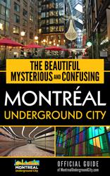 Montreal Underground Book