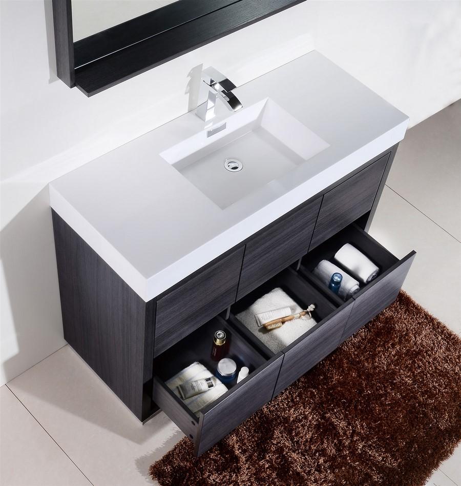 Led Bathroom Faucet 3 Hole