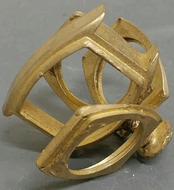 Montres Allison 18k gold case