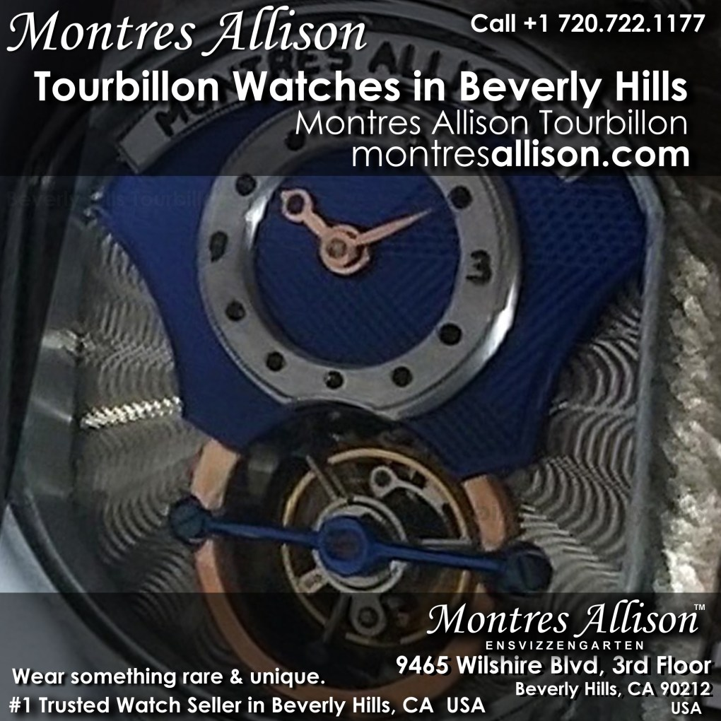 Beverly Hills Tourbillon