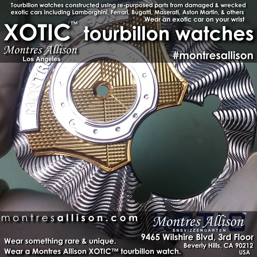 tourbillon los angeles