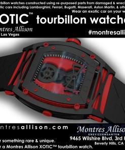 tourbillon Las Vegas