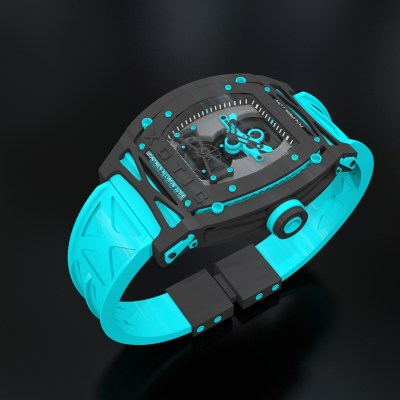 Xotic tourbillon watch