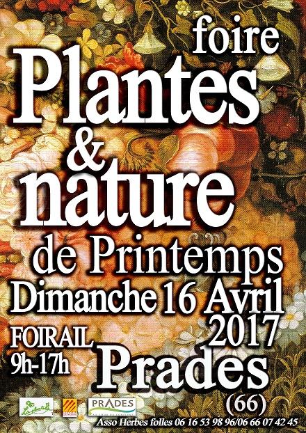 Foire Plantes et Nature Pades