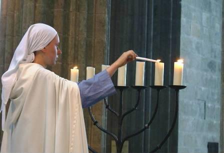 Fraternités Monastiques du Mont-Saint-Michel