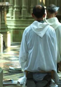 Adoration Fraternités Monastiques Mont-Saint-Michel