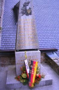 Monument aux morts Mont-Saint-Michel