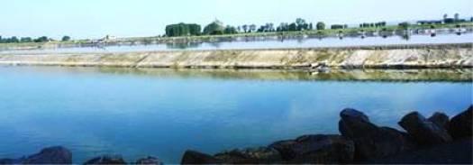 Mont-Saint-Michel station épuration d'eaux usées