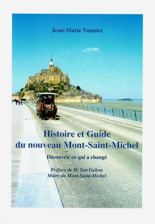 Livre sur le Mont-Saint-Michel