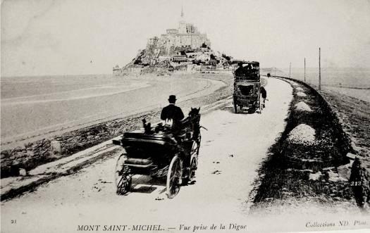 Digue-route du Mont-saint-Michel