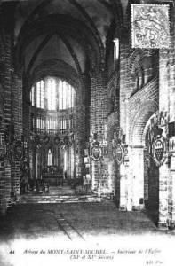 L'abbaye délabrée