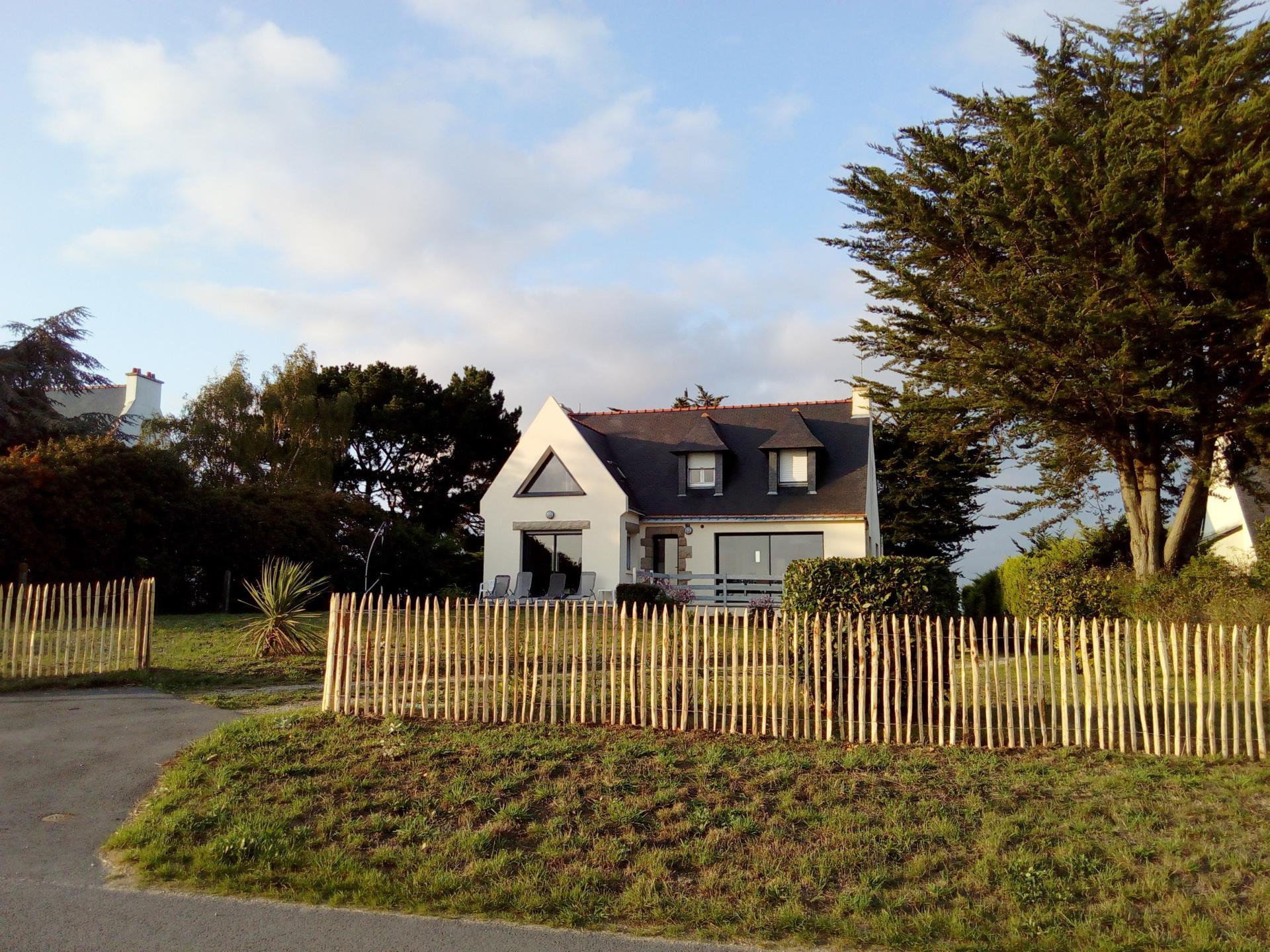Location Maison Montsarrac Golfe Du Morbihan Avec Vue Mer