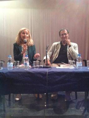 Montse Batlle i Xavier Graset