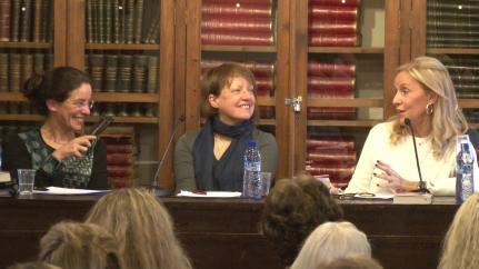 Presentación en Ateneu Barcelonés