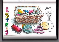Aquarel·la i tinta. | Acuarela y tinta. | Ink and watercolour.