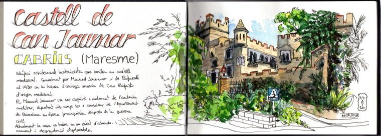 Castell de Can Jaumar. | Castillo de Can Jaumar. | Can Jaumar Castle.