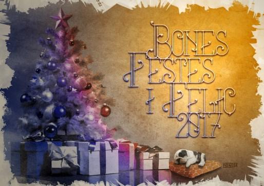 Postal de Nadal | Postal de Navidad | Christmas Card 2016
