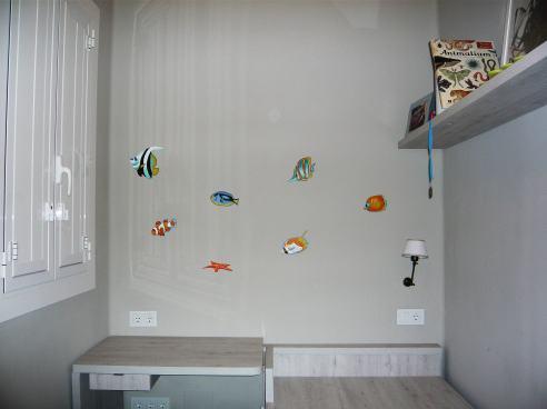 Peixos de colors | Peces de colores | Colourful fish