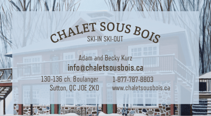 CHALET SOUS-BOIS – CHALET A LOUER SKI-IN SKI-OUT BIKE-IN BIKE-OUT CHAISE 1