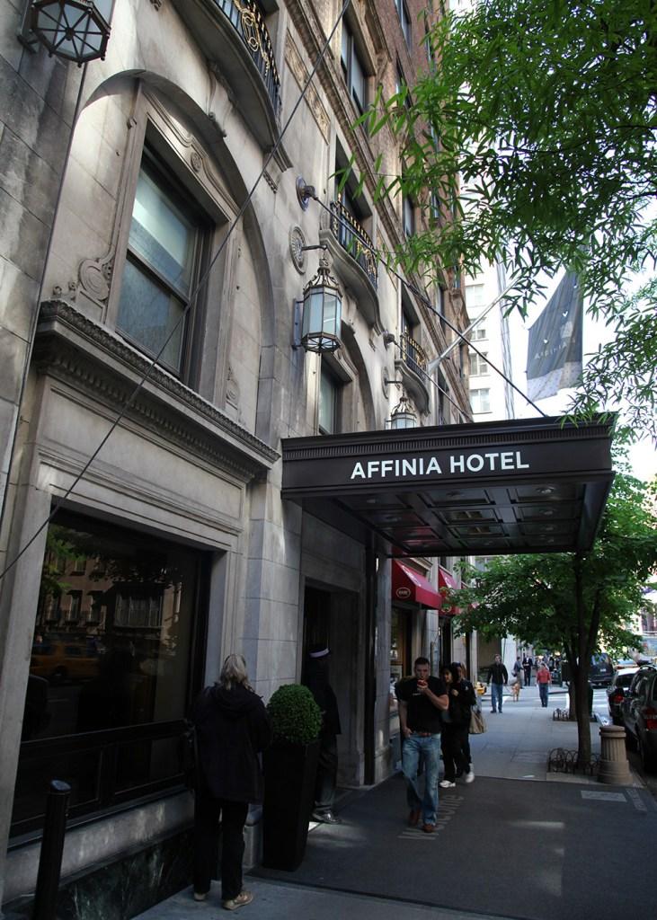 Affinia Hotel