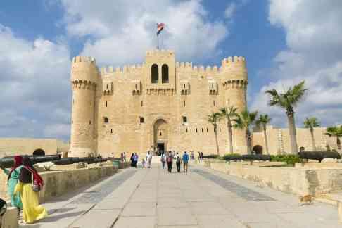 Citadel of Qaitbay_019