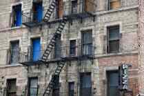 New York Stairs