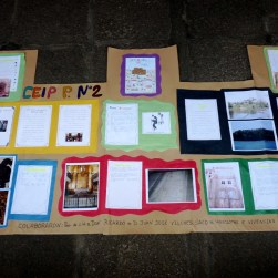 Traballo do CEIP Plurilingüe nº2 de Tui