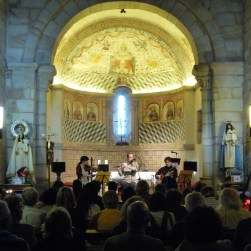 Concerto Pierrot Rougier, Pedro Pascual e Gema Pérez_Melide