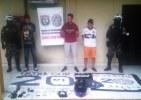 Detenidos Hinchas Capiatá