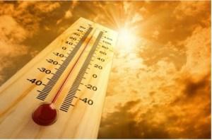 Pronostican temperaturas calurosas
