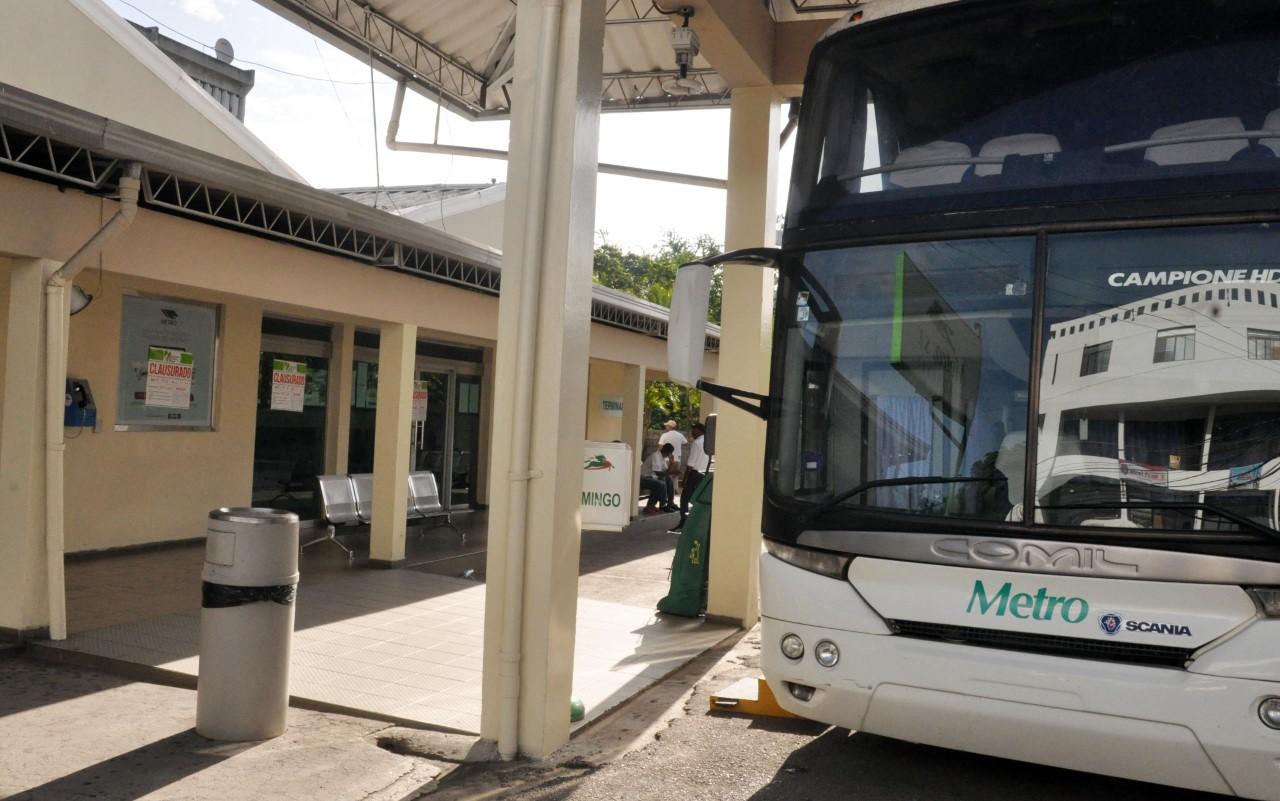 Autobuses Metro seguía cerrado esta mañana