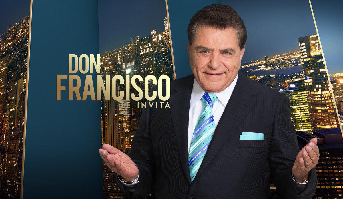 Finaliza en Telemundo programa de Don Francisco