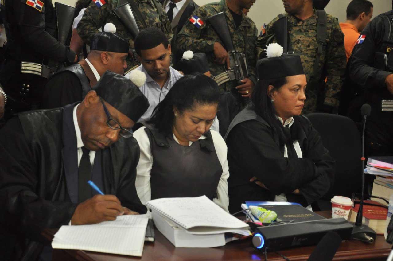 Condenan a 30 años a Marlon Martínez y 5 años para Marlin