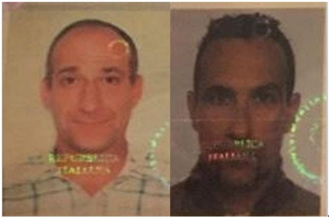 Reportan dos turistas italianos desaparecidos