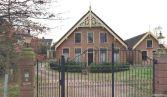 boerderij en zomerhuis